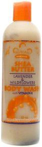 Nubian Heritage - Shea Butter Body Wash, Lavender & Wildflowers