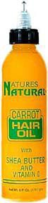 Natures Natural - Carrot Hair Oil