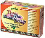 Madina - 3 in 1 Butter Soap w/Cocoa Butter, Shea Butter & Mango Butter
